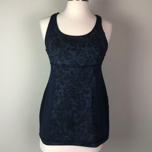 Lululemon tank top | navy